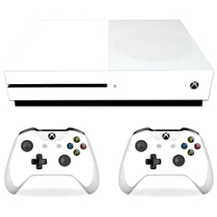 Xbox One S + 2 Controllers