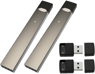 JUUL 2 Pack with Charger