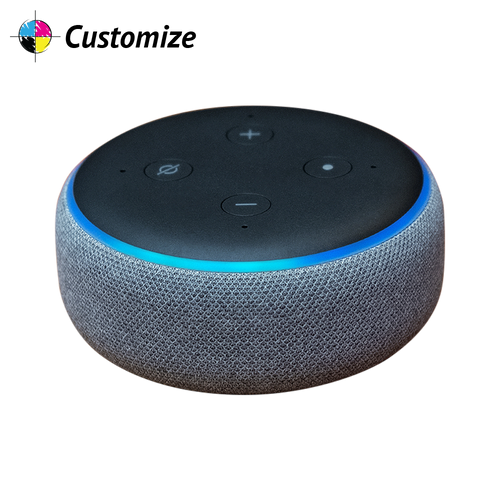 Amazon Echo Dot (3rd Gen) Custom Skin