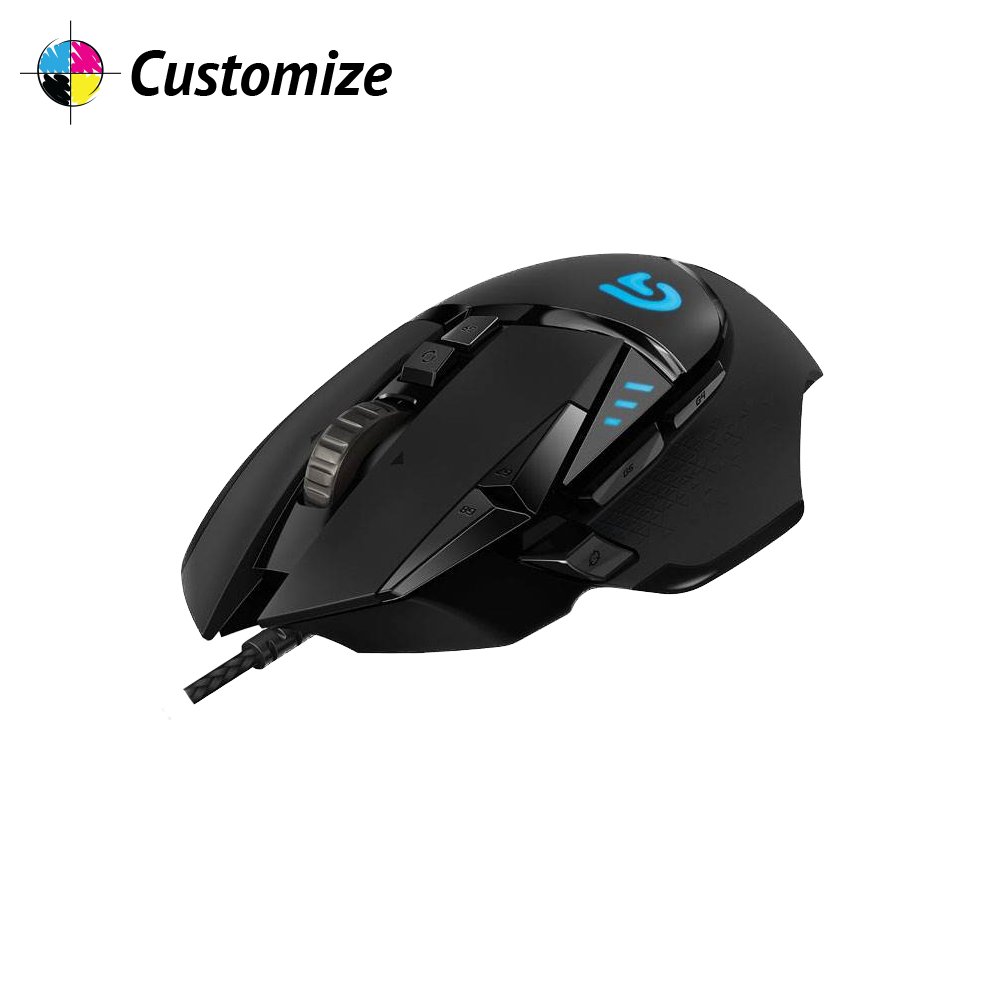 Logitech G502 Proteus Spectrum Gaming Mouse Skin
