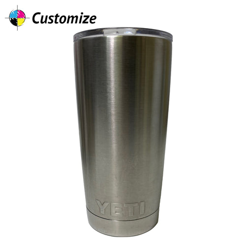 Custom Skins & Wraps For Yeti 20 oz Rambler Tumbler