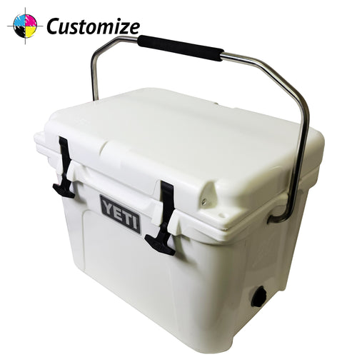 Custom Skins & Wraps For Yeti Roadie 20 qt Cooler