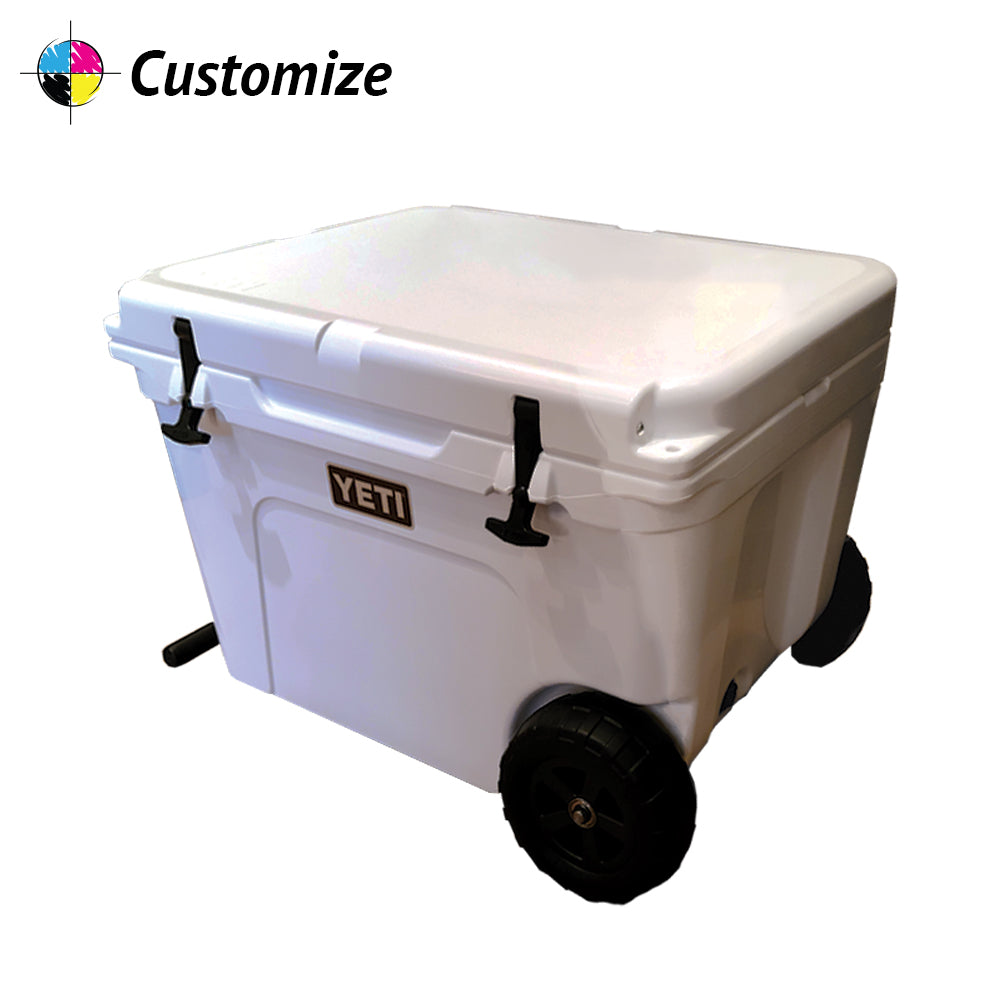 Custom Skins & Wraps For Yeti Tundra Haul Cooler LID ONLY