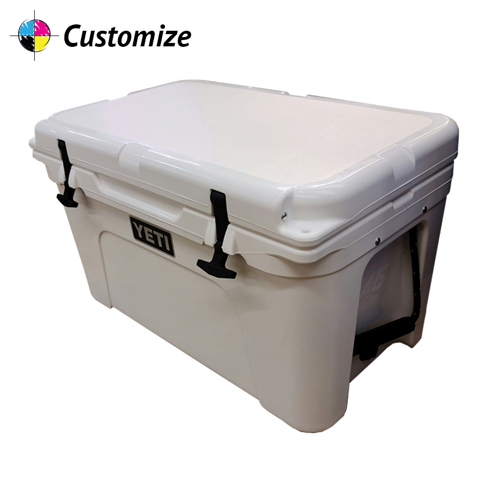 Custom Skins & Wraps For Yeti Tundra 45 qt Cooler
