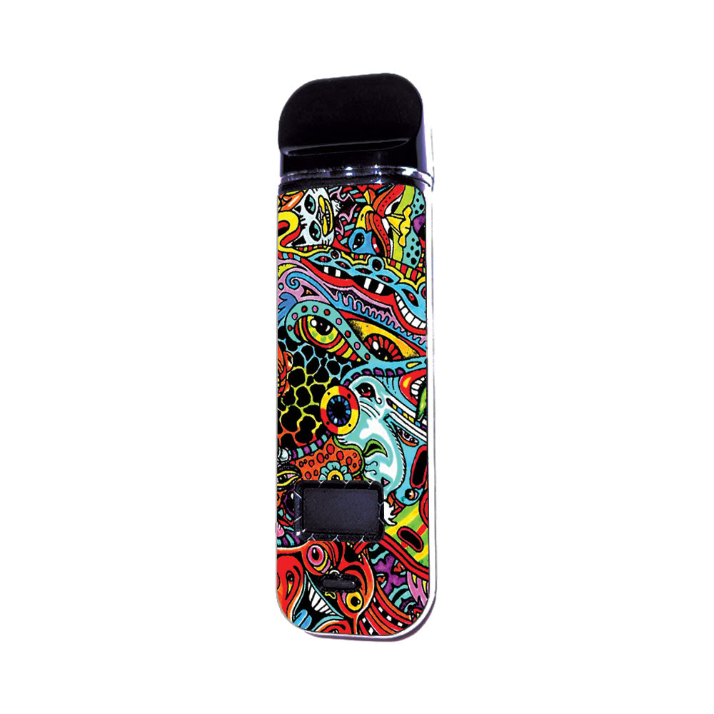 Street Art Collection SMOK Novo X Carbon Fiber Skin
