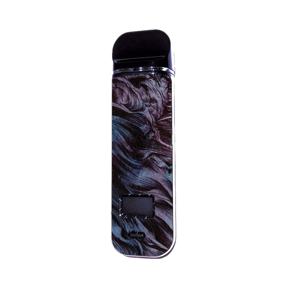 Modern Surreal Collection SMOK Novo X Carbon Fiber Skin