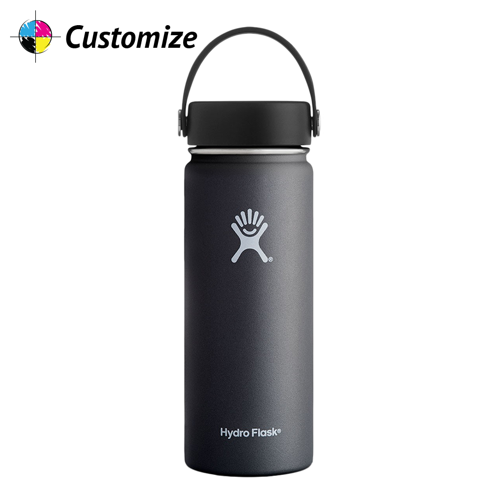 Hydro Flask 18 oz. Wide Mouth Custom Wraps & Skins