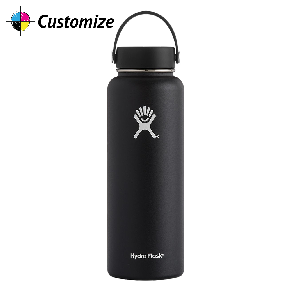 Hydro Flask 40 oz. Wide Mouth Custom Wraps & Skins