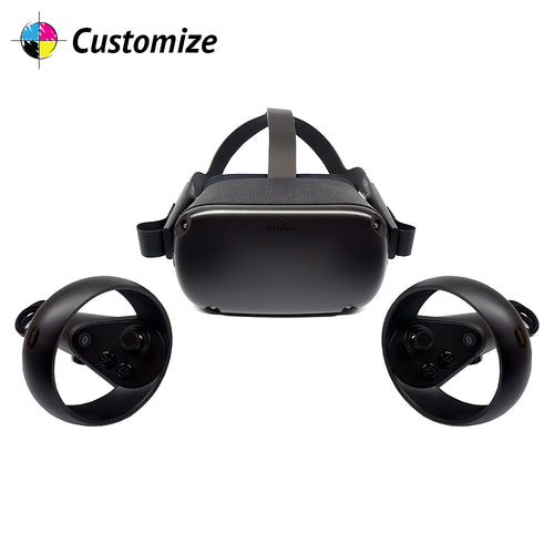 Oculus Quest Custom Wraps & Skins