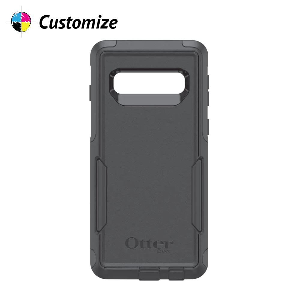 OtterBox Commuter Samsung Galaxy S10+ Custom Wraps & Skins