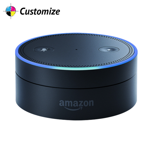 Amazon Echo Dot Custom Skin