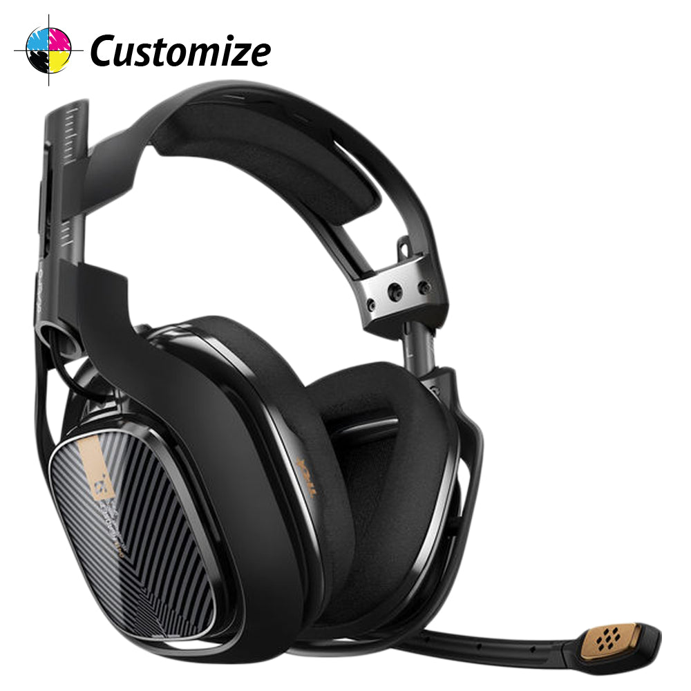 Astro A40 3rd Generation Headset Custom Wraps & Skins