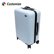 Away The Bigger Carry-On Suitcase Custom Skin