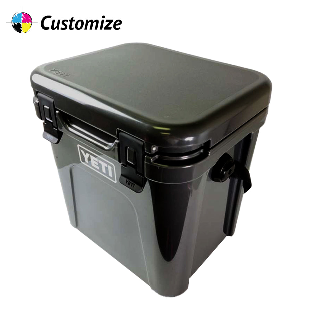 Yeti Roadie 24 Hard Cooler LID ONLY Custom Wraps & Skins
