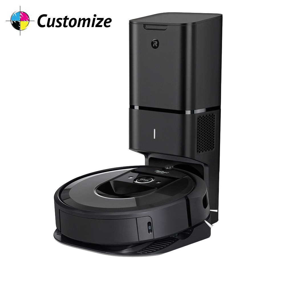 iRobot Roomba i7+ With Tower Custom Wraps & Skins
