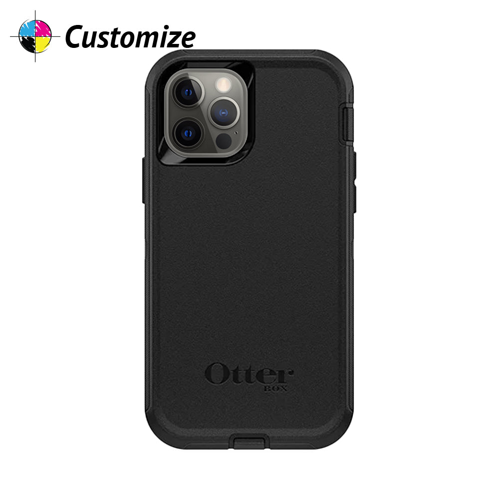 OtterBox Defender iPhone 12 & 12 Pro Custom Wraps & Skins