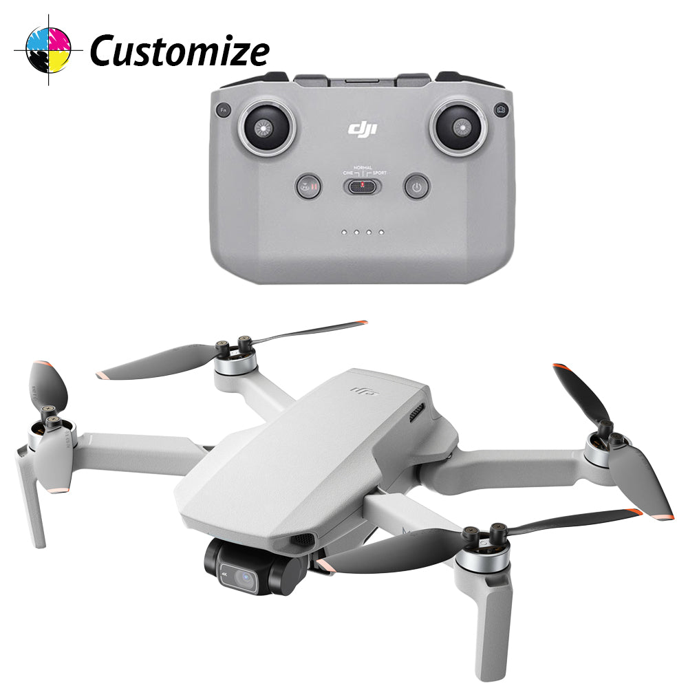 DJI Mini 2 Portable Drone Custom Wraps & Skins