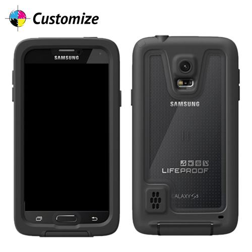 LifeProof Samsung Galaxy S5 fre Custom Skin