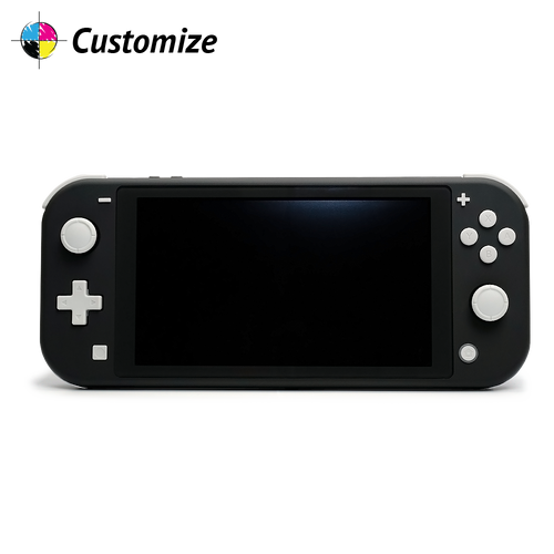 Nintendo Switch Lite Custom Wraps & Skins