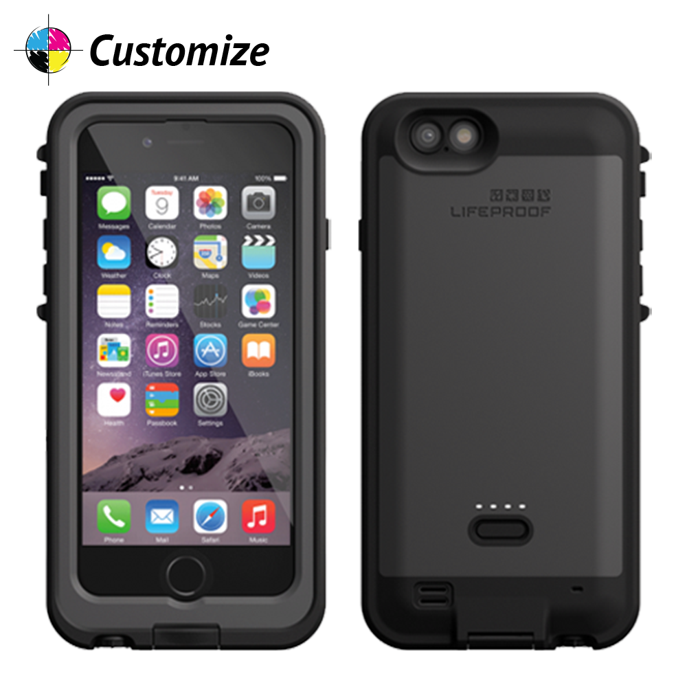 LifeProof FRE Power iPhone 6 Case Custom Skin