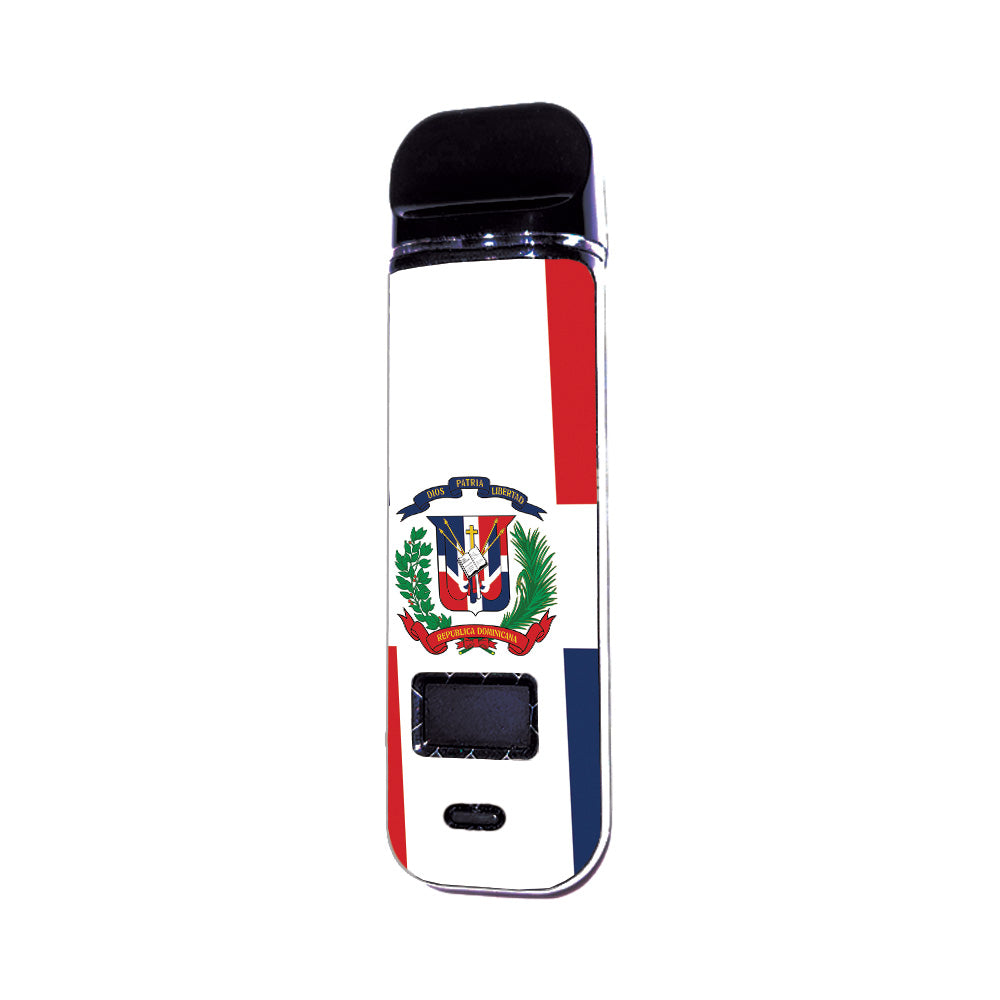 National Pride Collection SMOK Novo X Carbon Fiber Skin