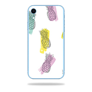 Funky Pineapples Design For Cell phones