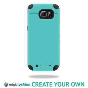 Mophie Juice Pack Samsung Galaxy S6 Custom Skin