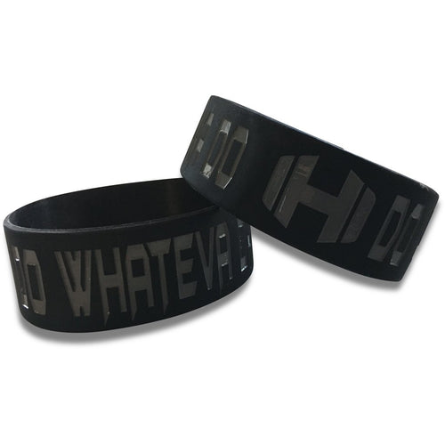 1 INCH DO WHATEVA DAFUK YOU WANNA DO WRISTBAND