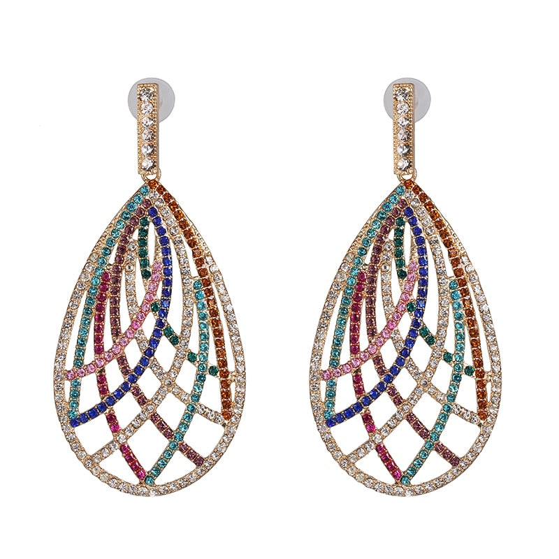 Shahera Drop Earrings