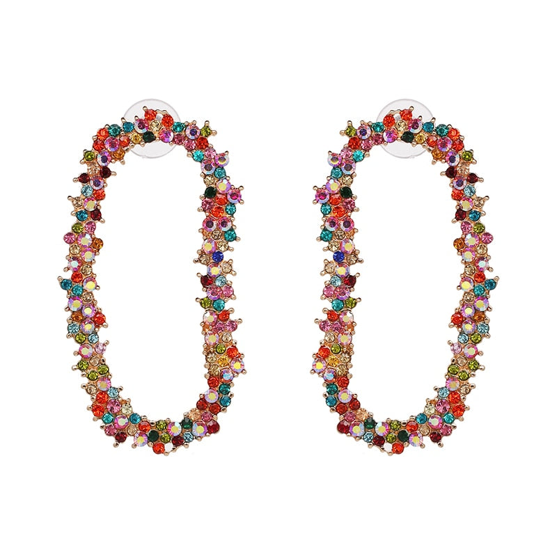 Katiyah Statement Earrings