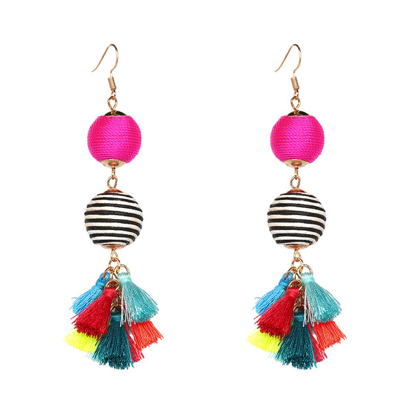Fancy Pants Statement Earrings