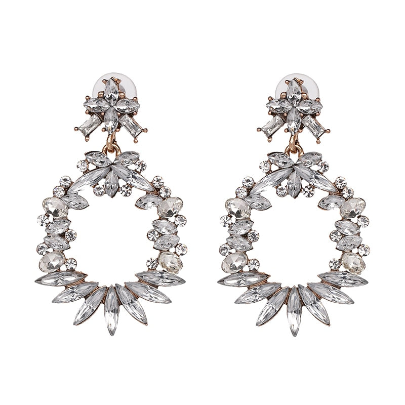 Beverly Drop Earrings