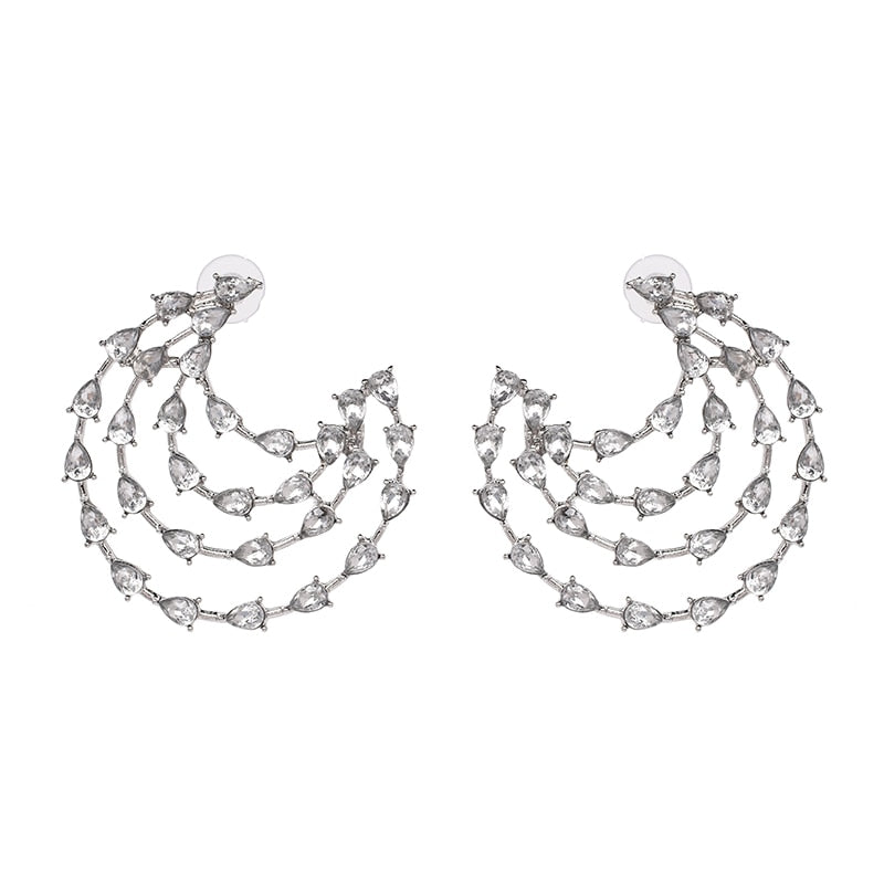 Diana Statement Earrings