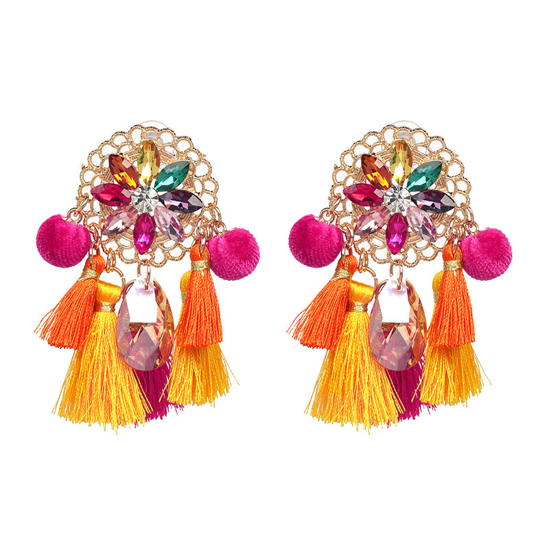 Celesta Drop Earrings