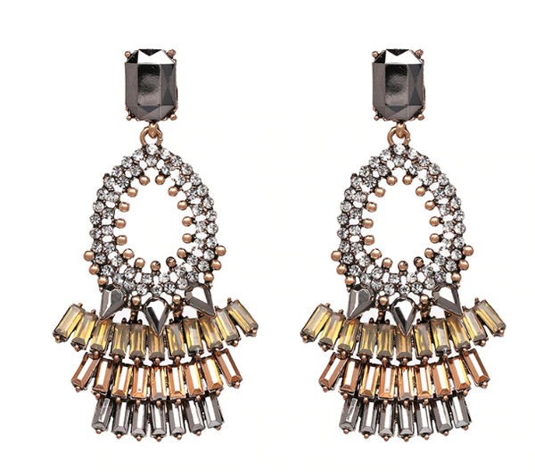 Claudia Drop Earrings