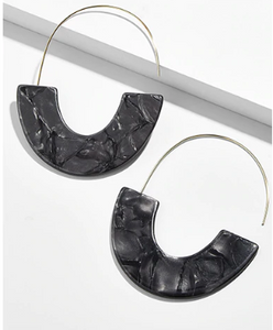 Lailani Hoop Earrings