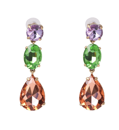 Tatyana Drop Earrings