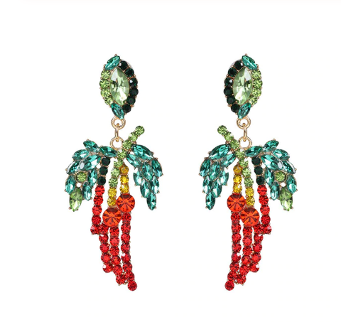 Palma Statement Earrings