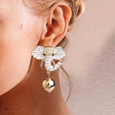 Ellie Statement Earrings