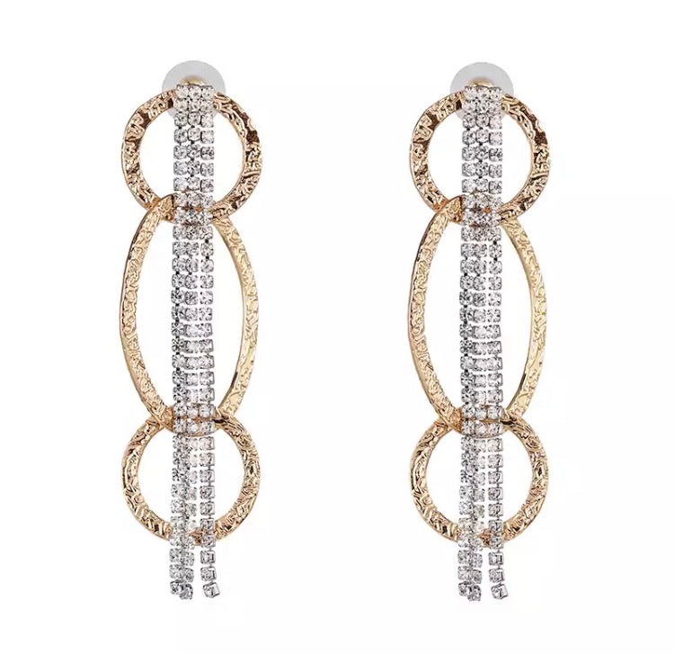 Majestic Drop Earrings