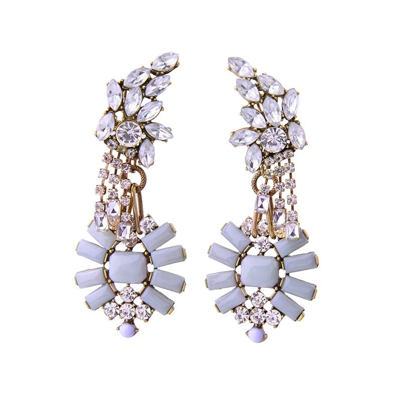 Paris Drop Earrings