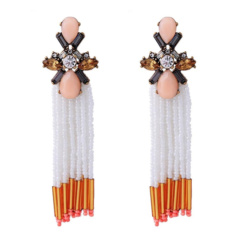 Vanessa Drop Earrings