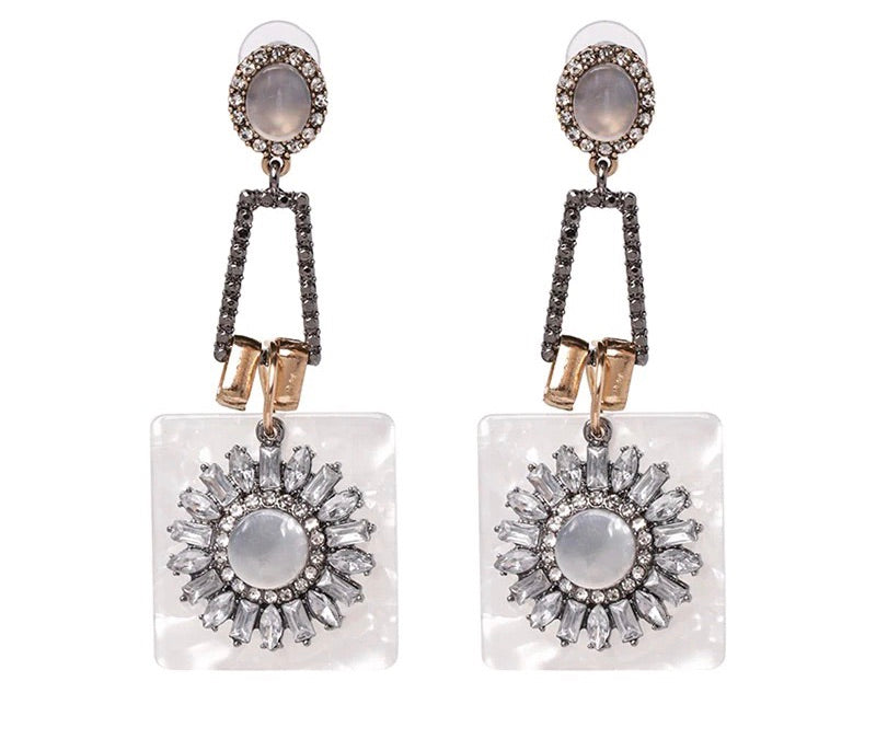 Luxe Drop Earrings