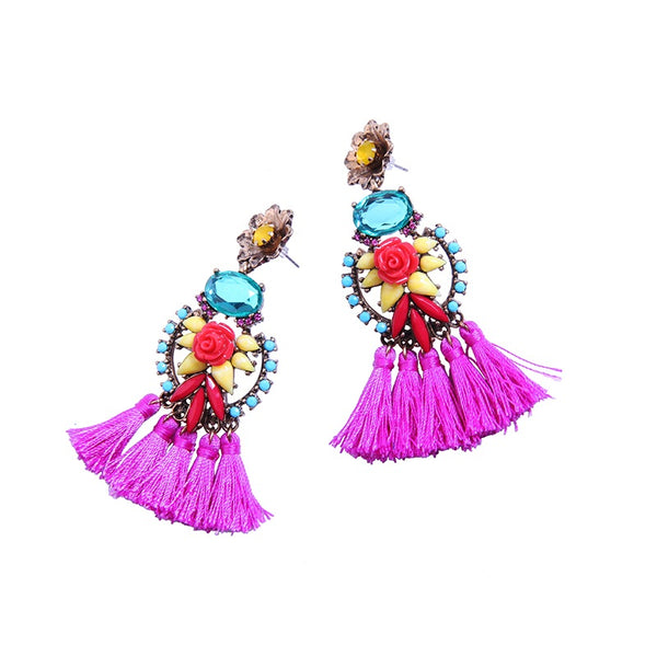 Michelle Drop Earrings