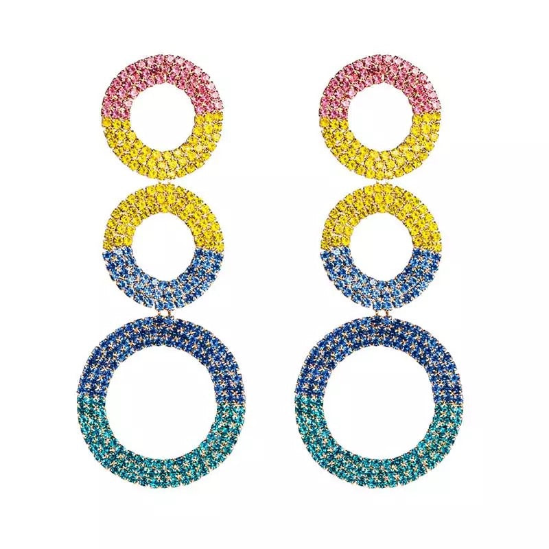 Perfecta Statement Earrings