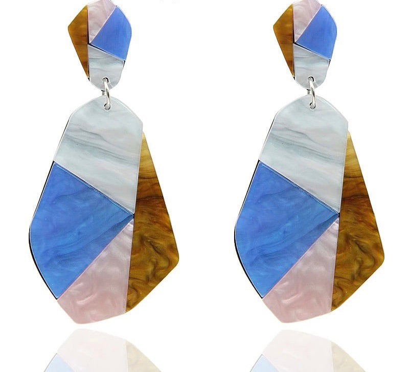 Modernista Drop Earrings