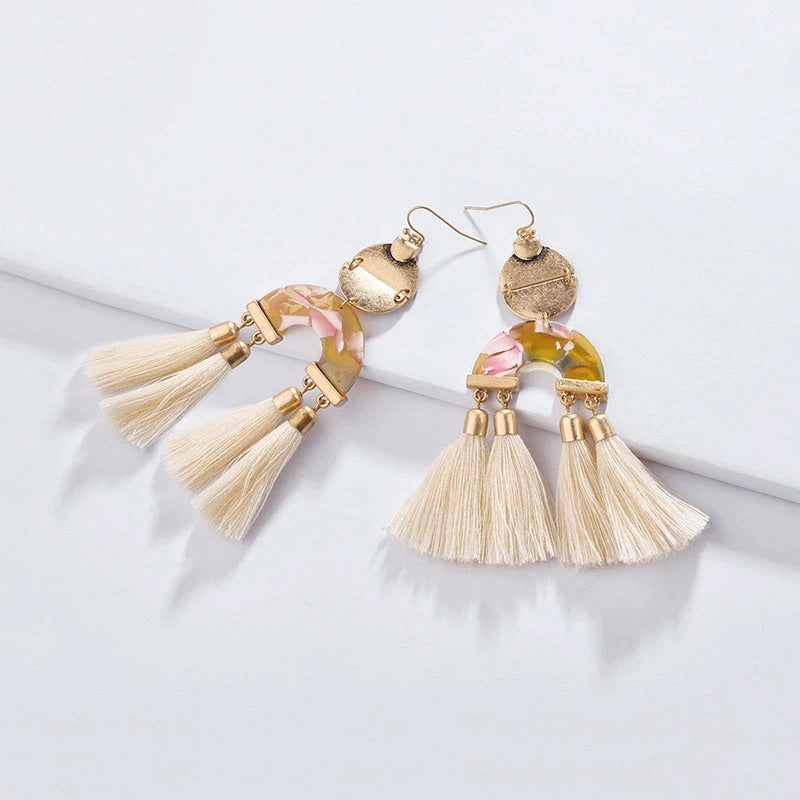 Melva Statement Earrings