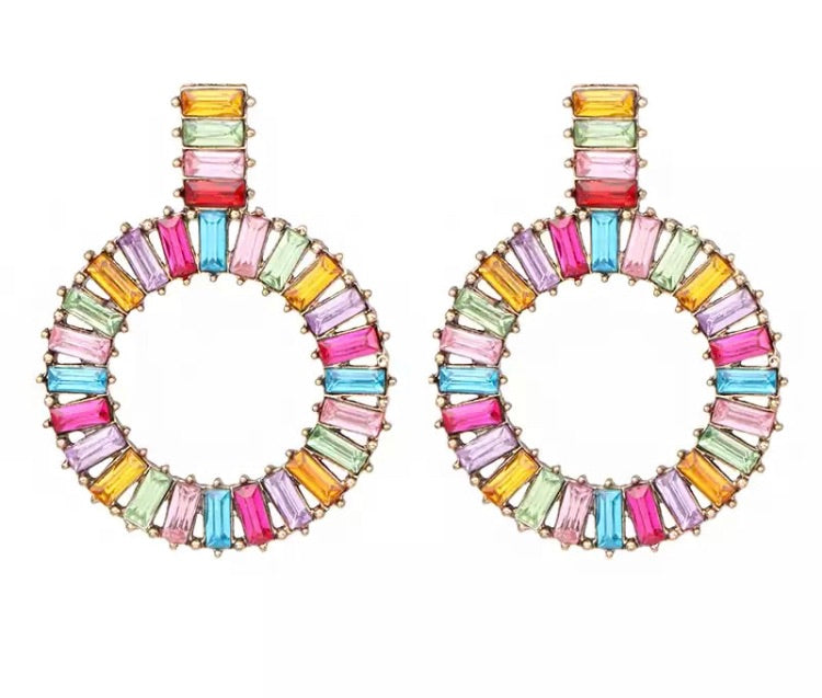 Myla Drop Earrings