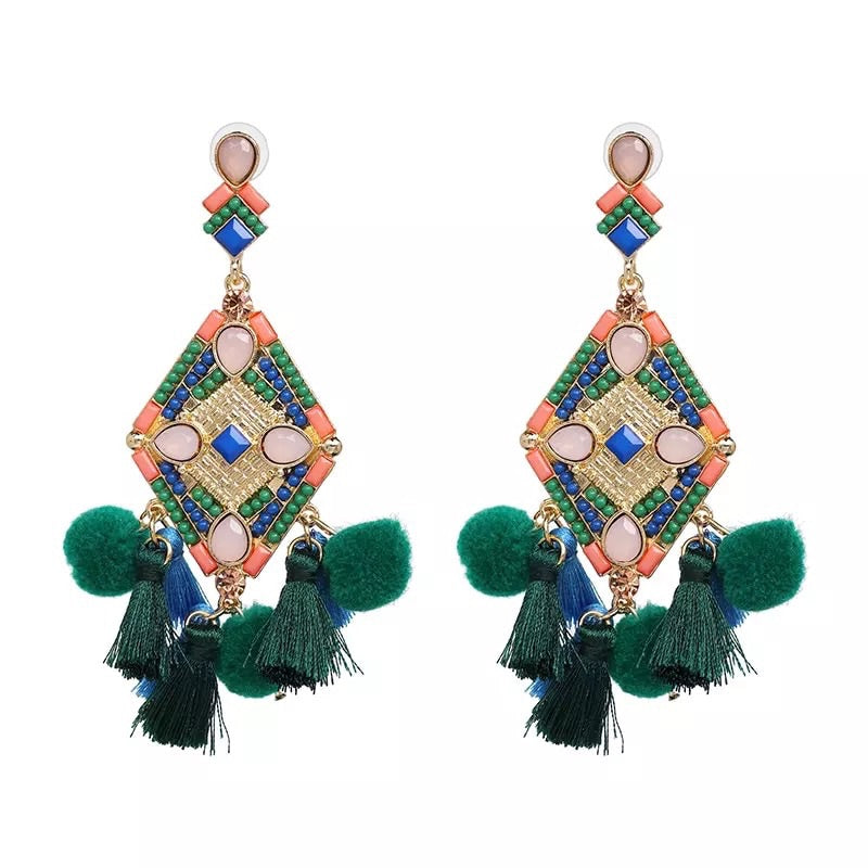 Consuelo Drop Earrings