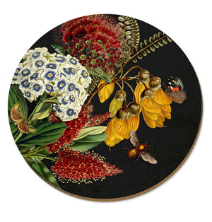 Rata and Kowhai Placemat